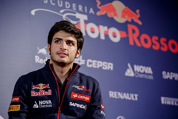 Ferrari interessata a Carlos Sainz?