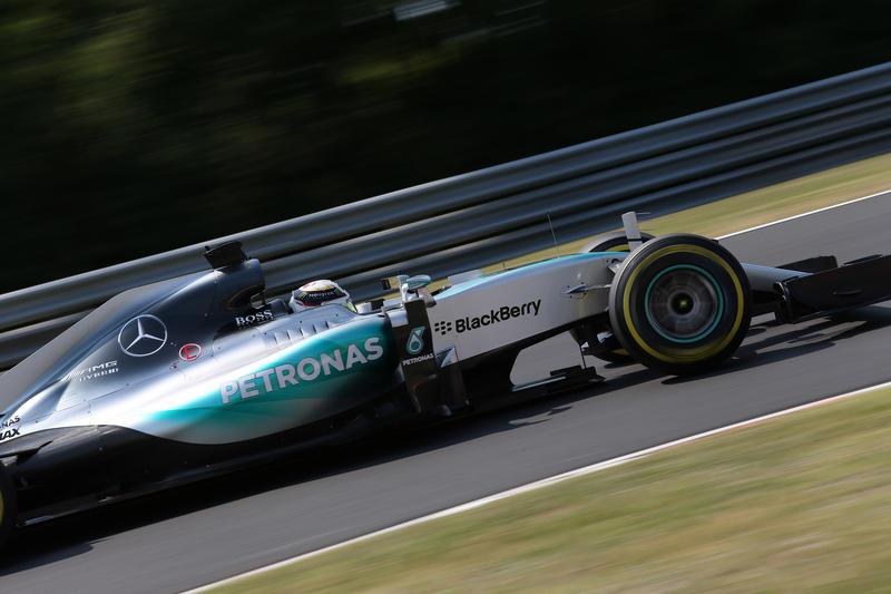 GP Ungheria, Prove Libere 3: anche il terzo atto ad Hamilton