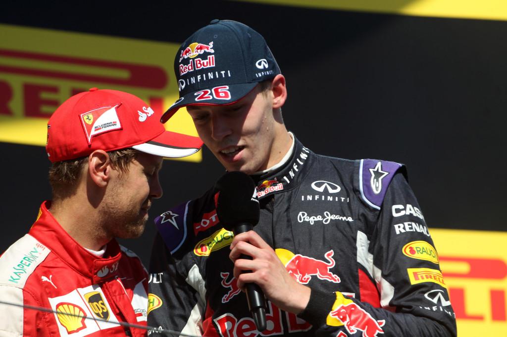 "Red Bull, Horner elogia Kvyat: ""Ha fatto grandi progressi"""