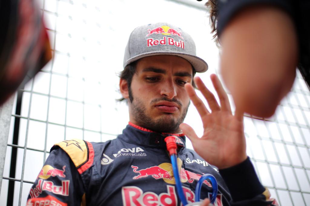 """Toro Rosso, Sainz contro il team: """"Strategia totalmente sbagliata"""""""