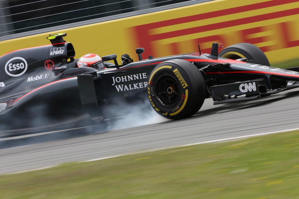 """McLaren, Button: """"Dobbiamo migliorare le prestazioni, non solo l'affidabilità"""""""