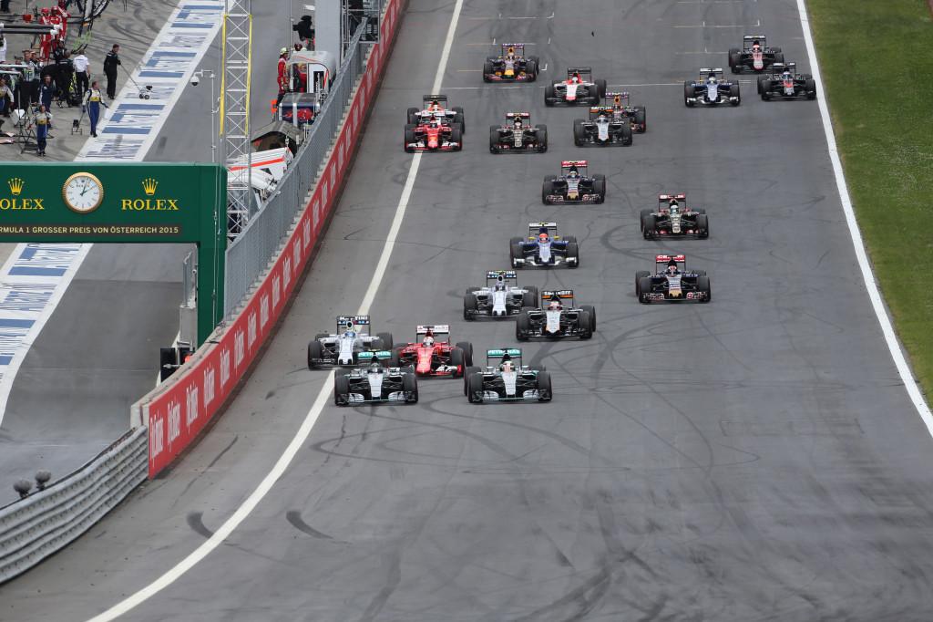 FIA: dal GP del Belgio 2015 la partenza torna manuale!