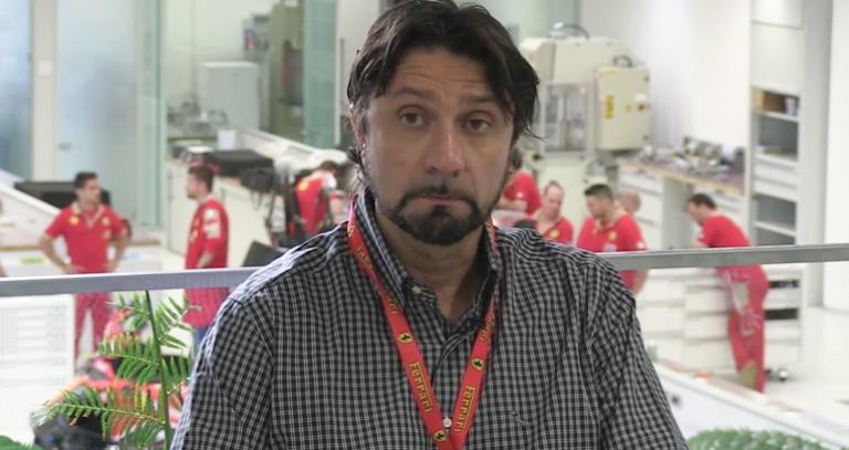 Ufficio Stampa Ferrari : Ferrari scopre la testa della speciale tgcom foto