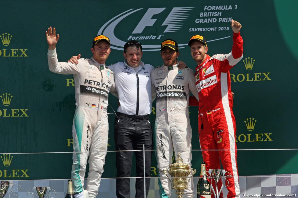 Le Pagelle del Gran Premio di Gran Bretagna