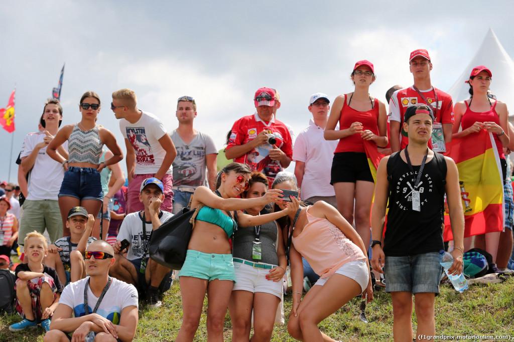 Gran Premio di Ungheria, Anteprima FLASH: Meteo e Orari Aggiornati