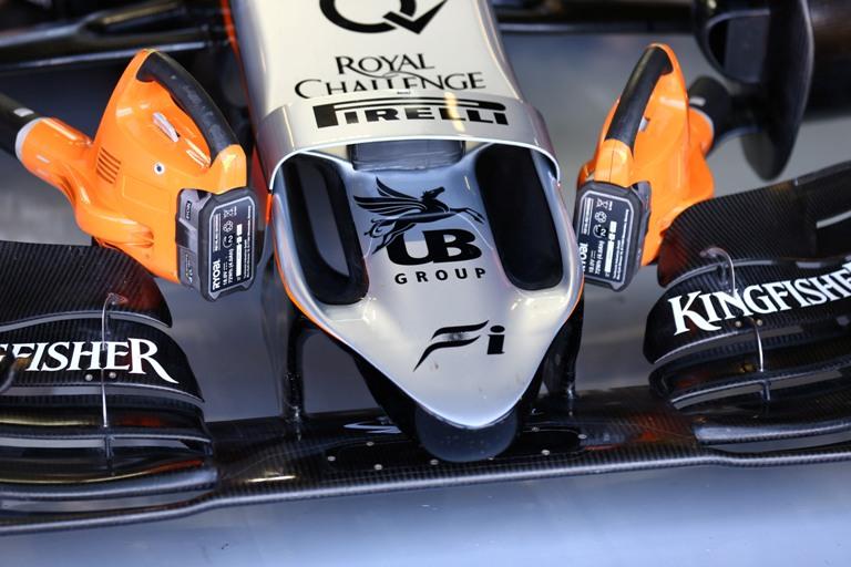 Force India soddisfatta della versione B della VJM08