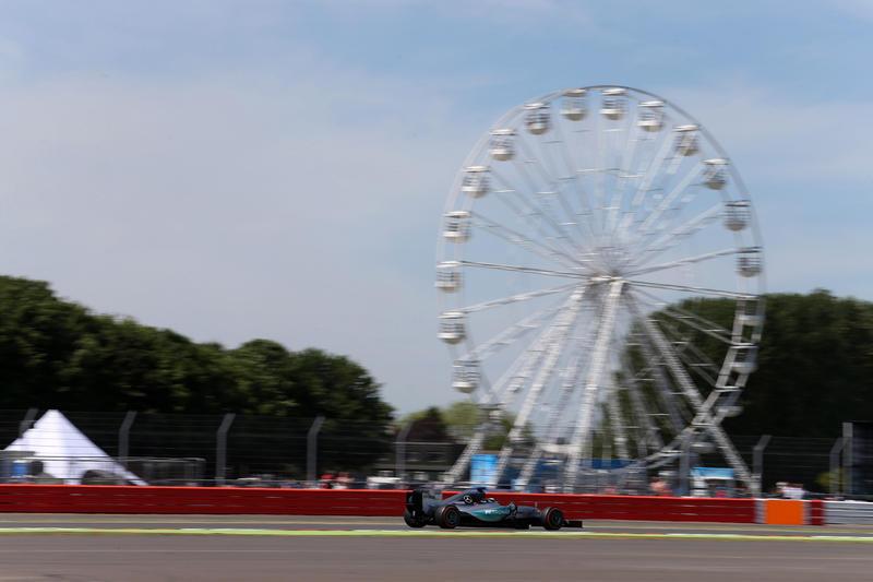GP Gran Bretagna, Prove Libere 3: Hamilton comincia la scalata