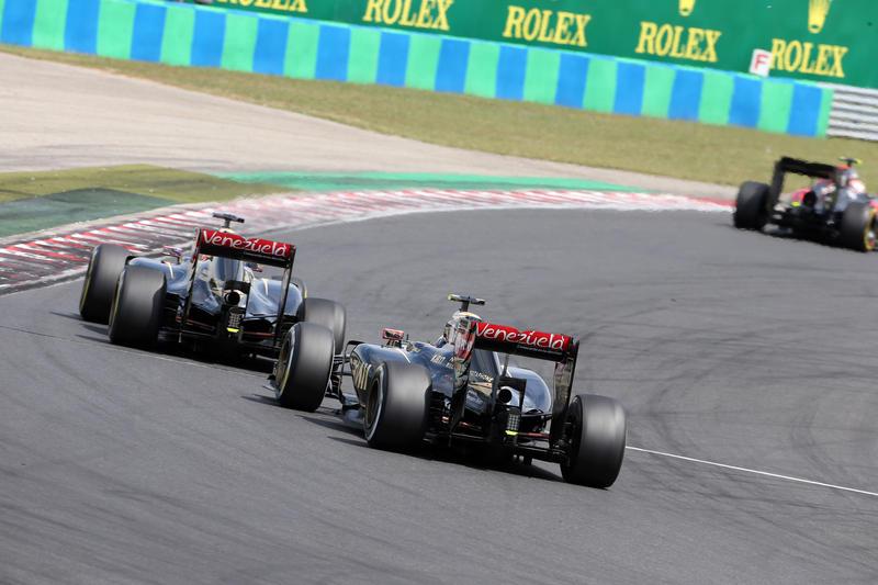 "Lotus, Grosjean: ""Ci meritavamo questi punti"""