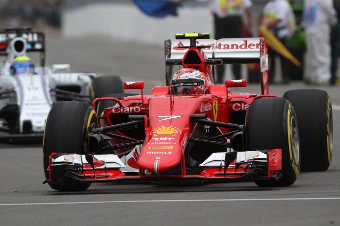 """Massa: """"Raikkonen non è un Iceman, sente la pressione ma è un grande talento"""""""