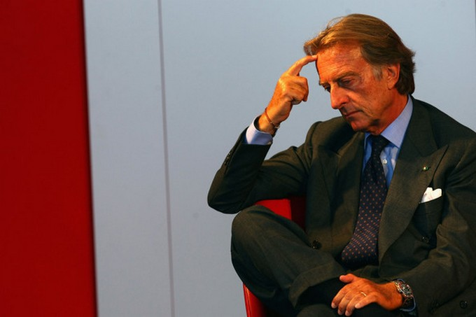 """Montezemolo: """"Bianchi avrebbe dovuto sostituire Raikkonen"""""""