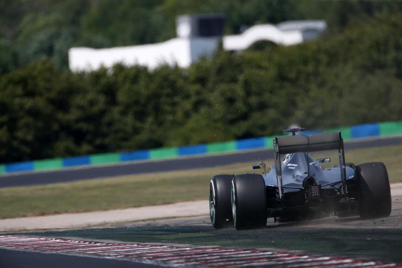 GP Ungheria, Qualifiche: Hamilton poleman davanti a Rosberg