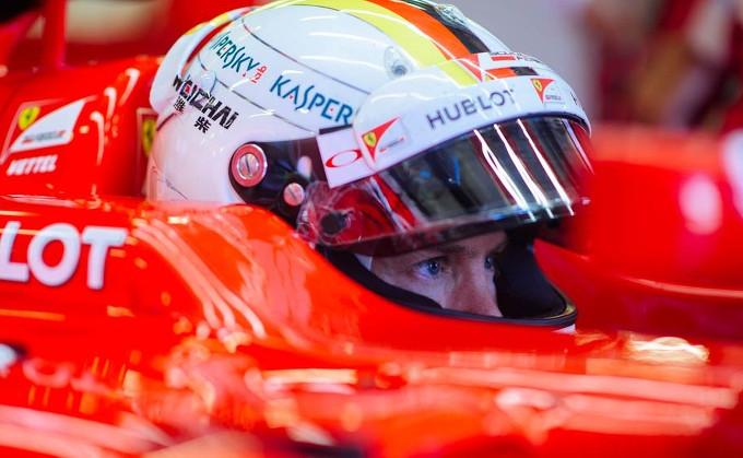 "Vettel: ""Questione di ritmo"""