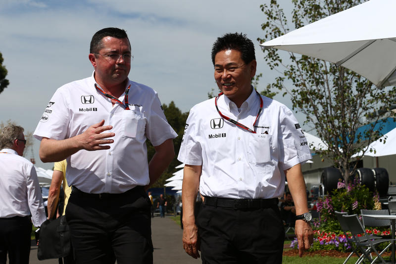 """McLaren, Boullier incalza la Honda: """"Noi abbiamo fretta di vincere, loro no"""""""