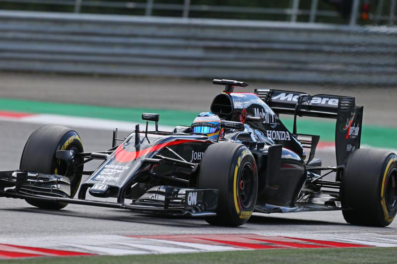 McLaren, Alonso critico verso la limitazione di test nel 2016