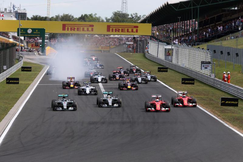 F1 schiava dell'elettronica: nuova partenza, ecco le prime critiche alla FIA