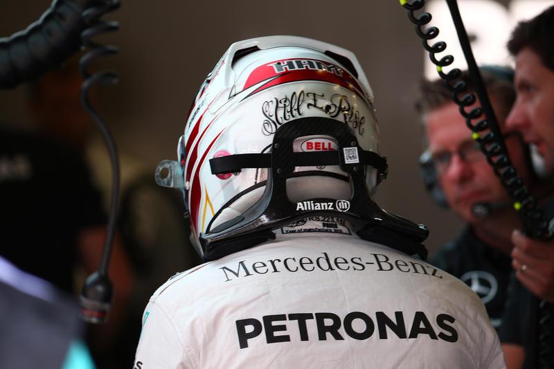 """Mercedes, Hamilton: """"Ho fiducia nella macchina e nelle gomme"""""""