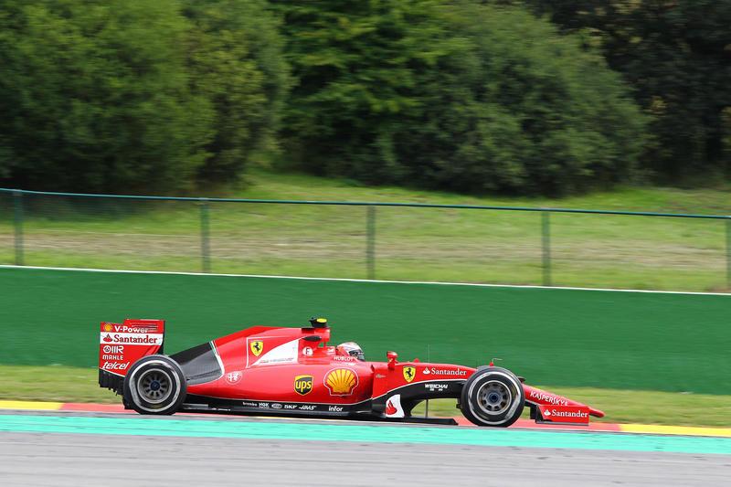 """Ferrari, Raikkonen: """"A Monza potremmo soffrire, speriamo nelle novità"""""""
