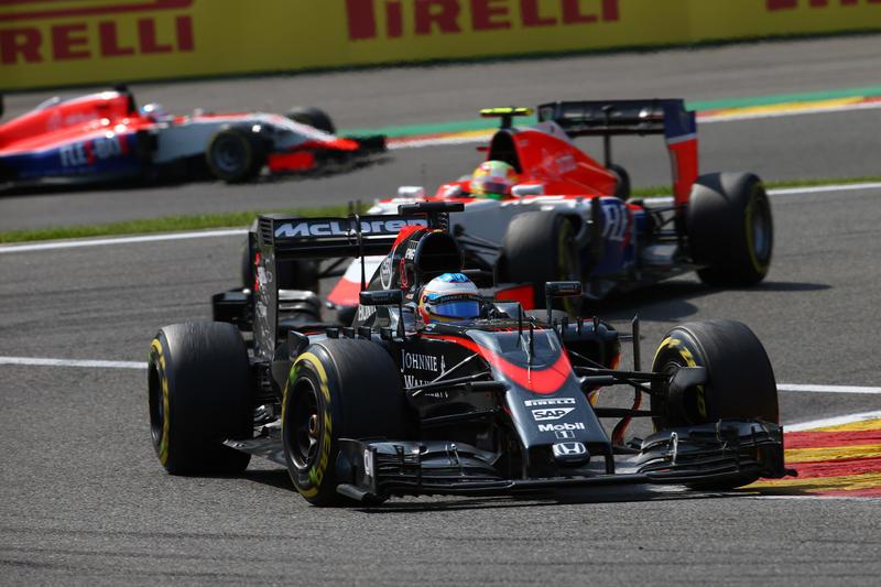 """Manor, Booth su SPA: """"Felici di aver mantenuto il contatto con la McLaren"""""""