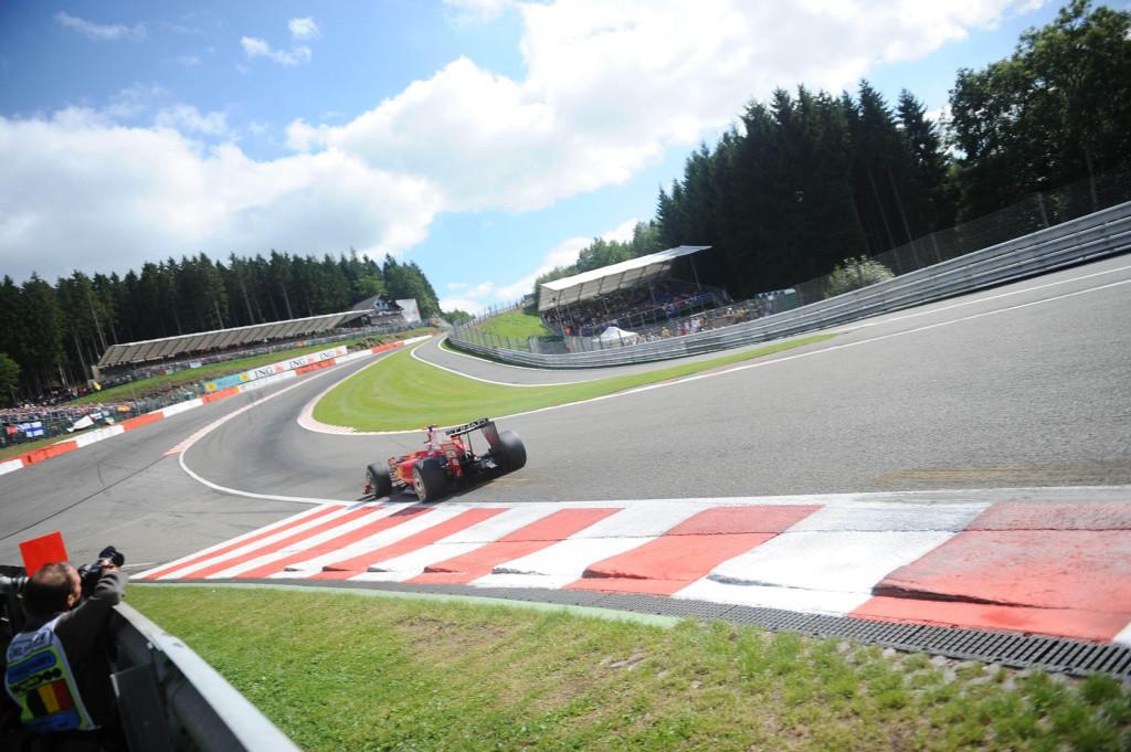 """Raikkonen: """"La vittoria più bella a Spa? Sicuramente quella del 2009"""""""
