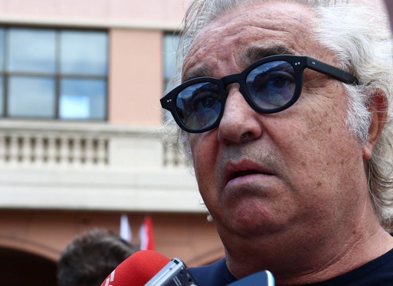 """Briatore: """"Ingiusto incolpare Pirelli per l'imprudenza Ferrari"""""""