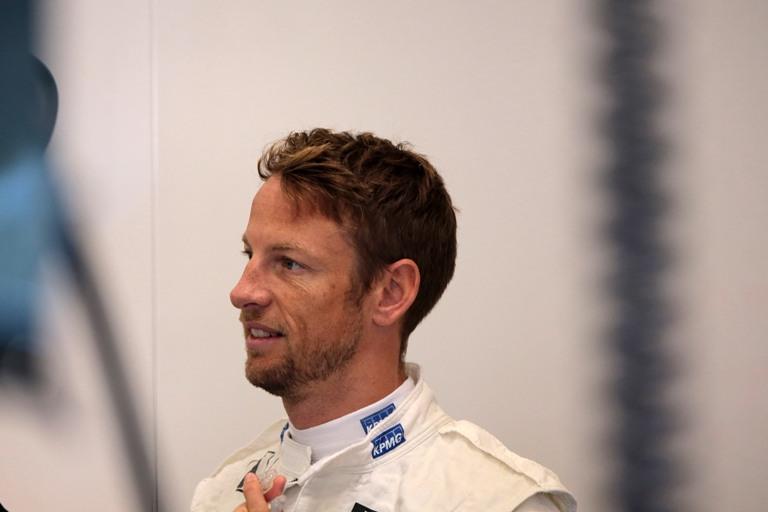 """Button: """"La McLaren ha dovuto cambiare obiettivi"""""""