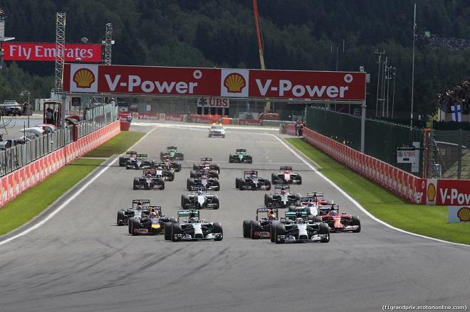 Gran Premio del Belgio 2015, Spa-Francorchamps: Anteprima e Orari del Weekend