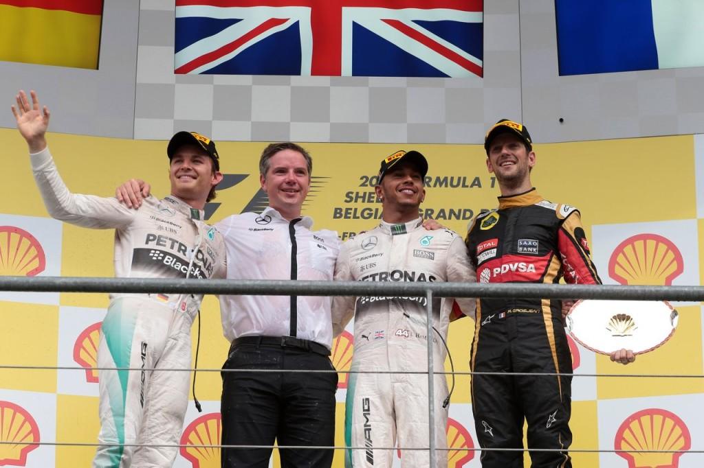 Le Pagelle del Gran Premio del Belgio