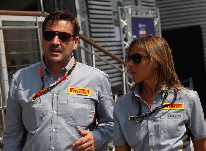 """Pirelli: Hembery, """"Abbiamo finalizzato le indagini relative alla delaminazione dello pneumatico di Sebastian Vettel a Spa"""""""