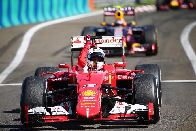 """F1, Vettel: """"Non sono un fan della Formula Risparmio"""""""