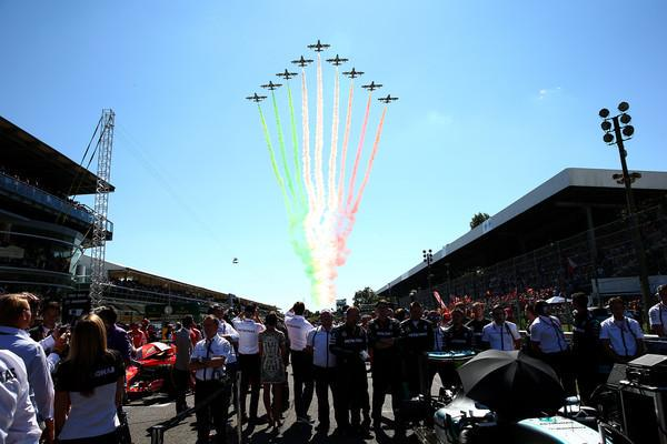 Ascolti TV: oltre un milione di spettatori su Sky Sport F1 HD per il GP d'Italia