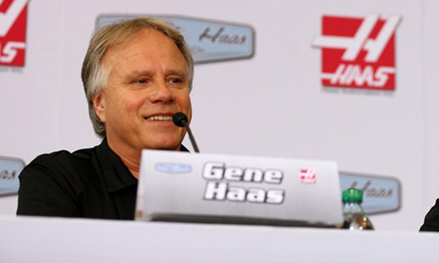 Haas pronta a svelare il nome del primo pilota per la stagione 2016