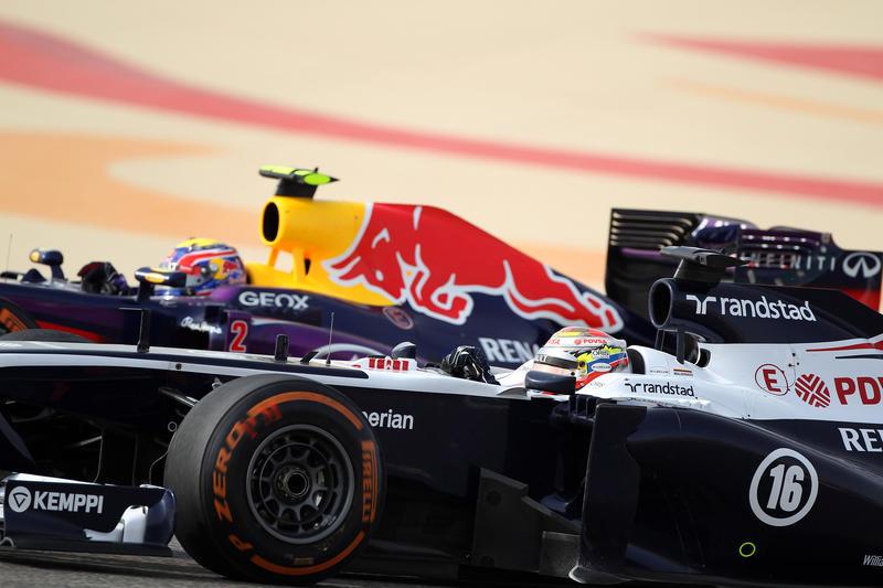 """Mark Webber contro Maldonado: """"Inammissibile che decida lui dove andare"""""""
