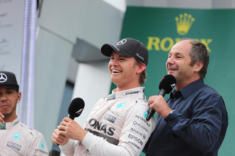 """Marko e Berger: """"Rosberg dovrebbe lasciare la Mercedes"""""""