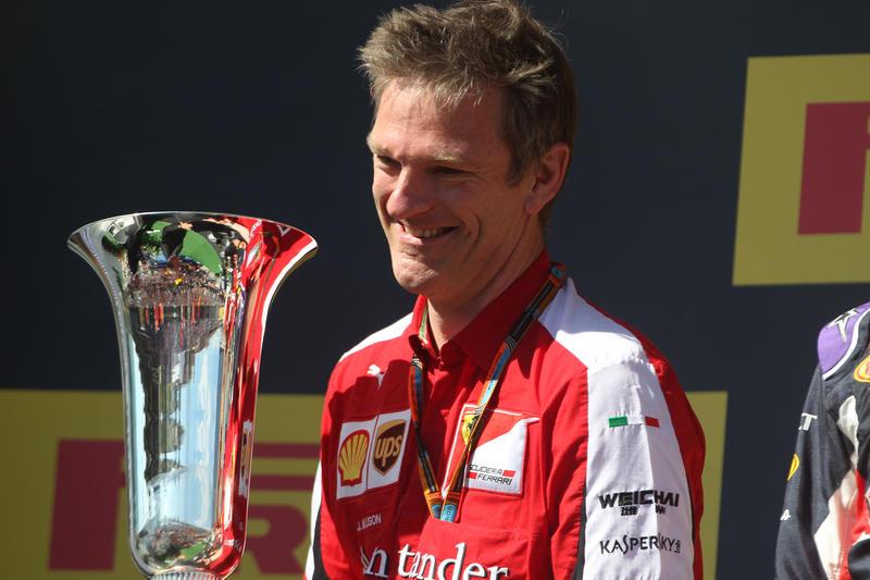 Ferrari, Allison avrebbe rinnovato fino al 2018!