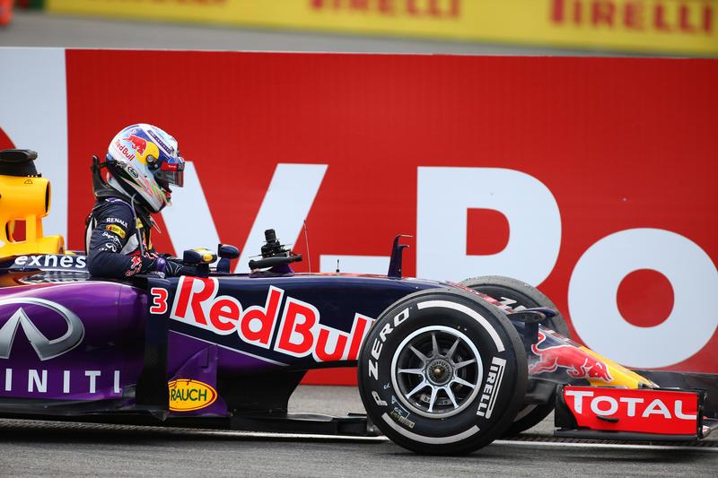 Monza, la Red Bull conferma il cambio motore su entrambe le vetture