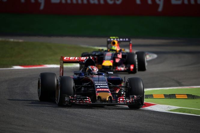 """Toro Rosso, Sainz: """"Week end un po' frustrante"""""""