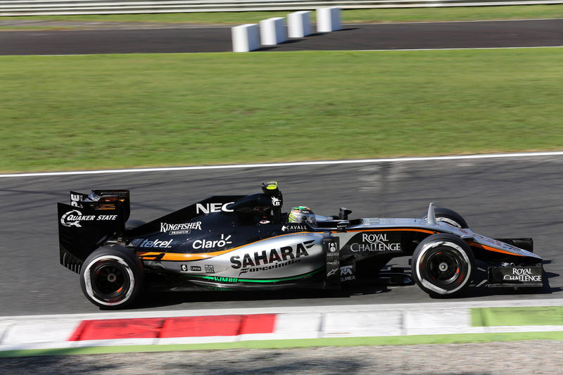 "Force India in quarta fila, Perez: ""Possiamo fare bene in gara"""