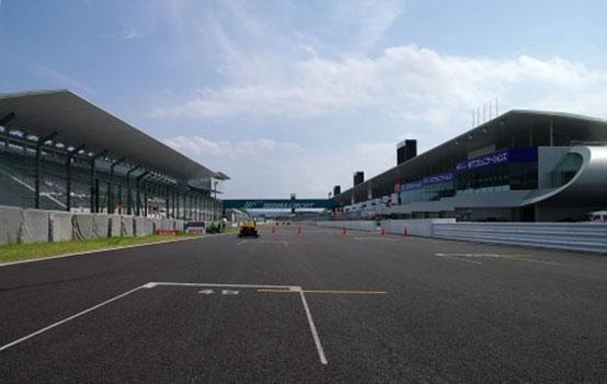 Singola zona DRS per il Gran Premio del Giappone