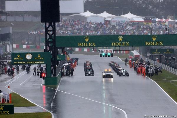 Gran Premio del Giappone 2015, Suzuka: Anteprima e Orari del Weekend