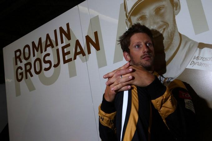 Grosjean a favore del calendario compatto