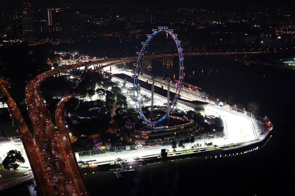 Doppia zona DRS per il Gran Premio di Singapore