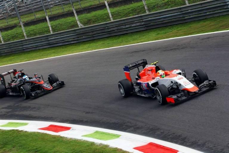 """Merhi: """"Possiamo lottare con le McLaren"""""""