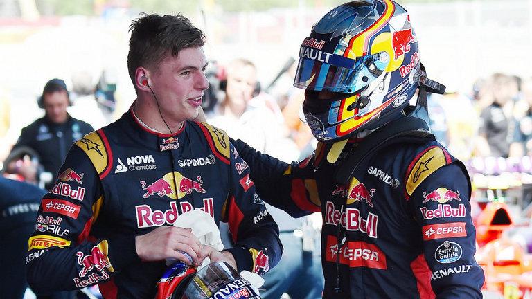 """Toro Rosso, Sainz: """"Nessun problema con Verstappen"""""""