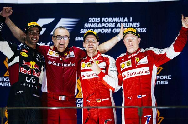 Le Pagelle del Gran Premio di Singapore