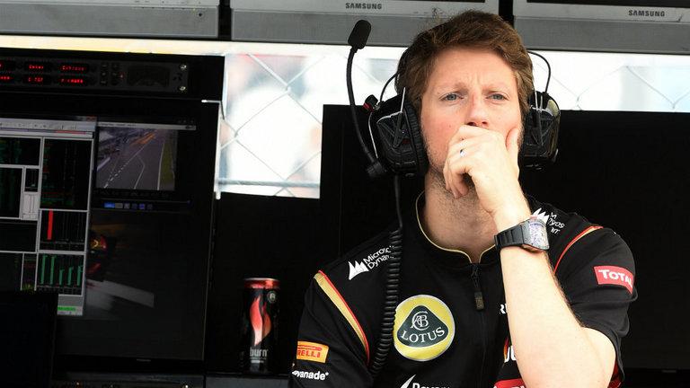 Slitta l'accordo tra Renault e Lotus: Grosjean in trattativa con la Haas?
