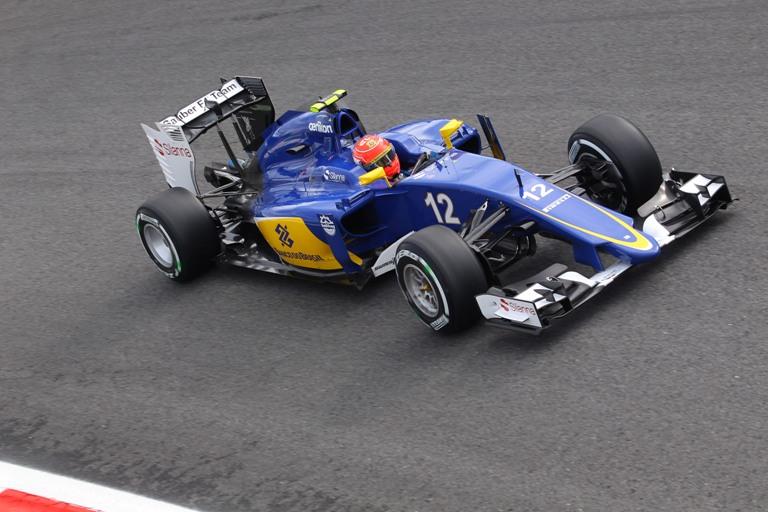 Sauber soddisfatta dopo le prime libere di Monza