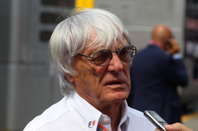 """Ecclestone: """"Silverstone rischia di perdere la F1"""""""