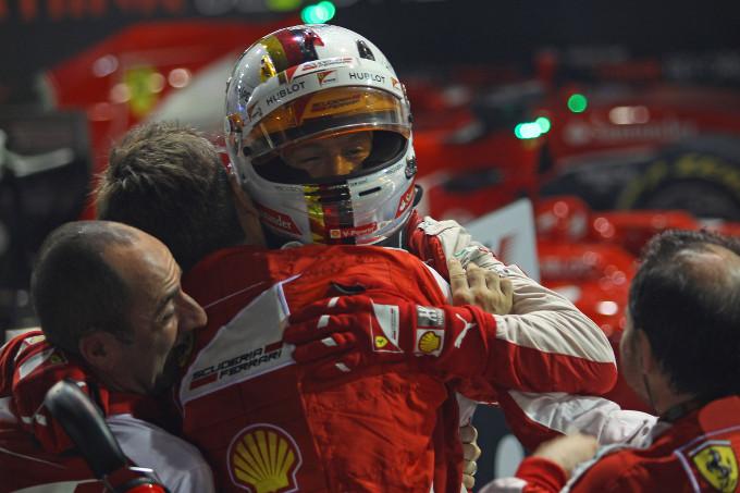 Ferrari: dopo Singapore, niente facili entusiasmi!