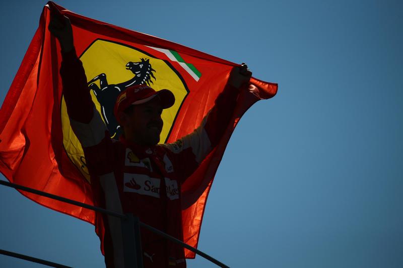 """Vettel: """"Se tolgono Monza ci strappano il cuore"""""""