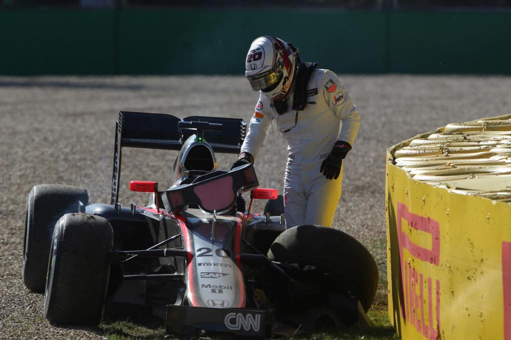 McLaren, Kevin Magnussen lascerà il team a fine anno